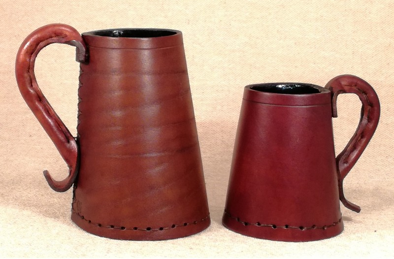 Tankard Size Comparison