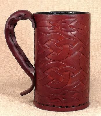 Celtic Knot Serpent - Hand Carved or Engraved