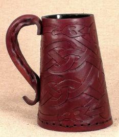 Celtic Knot Serpent - Hand Carved or Engraved