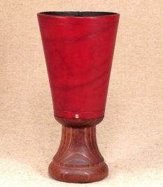 Leather Goblet