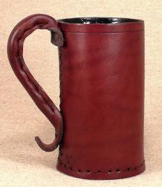 Medieval  Leather Jack