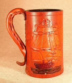 Tall Ships. HMS Victory. The Mary Rose. The Queen Charlotte