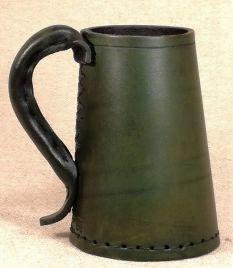 Tudor Leather Tankard